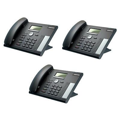 Joblot 3 Aastra Office 5370 IP Telephone W/O Power Supply I 12 Months Warranty