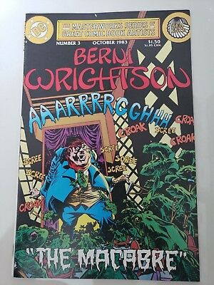 The Masterworks Series of Great Comic Book Artists Comic #2 DC 1983 VERY FINE