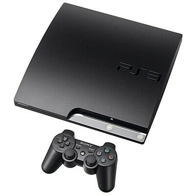 Console Sony Playstation 3 120 GB Slim usato garantito perfetta PS3 120GB