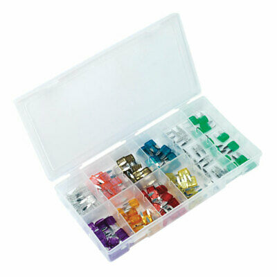 Sealey BCF100 Automotive Mini Fuse Assortment 100pc