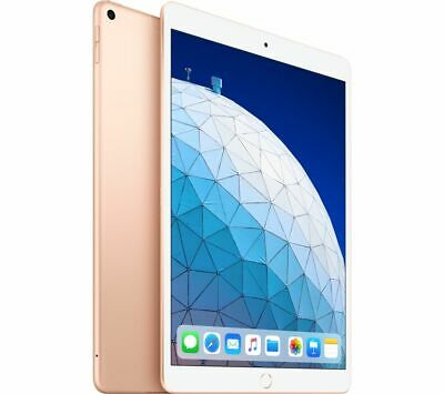 "APPLE 10.5"" iPad Air Cellular (2019) - 256 GB, Gold - Currys"