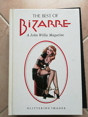 the best of Bizarre . a John Willie magazine. Glittering images