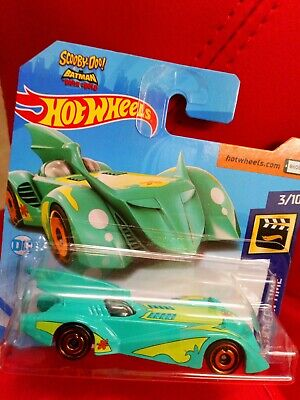 128 neu in OVP Batmobile HW Screen Time HOT WHEELS 2019