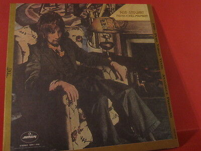 """Dcc Lpz-2010 Rod Stewart """"never A Dull Moment"""" (Pure Analogue Lp/factory Sealed)"""