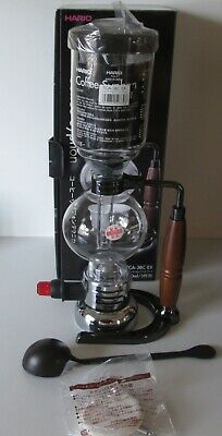 Hario Siphon Syphon Coffee Maker Technica  Tca-3 Gas Version Japan Import