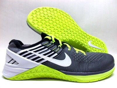 bc2aa1ce77475  160 NIKE METCON 3 Iii Dsx Flyknit Size 14 852930-400 Blue Volt ...