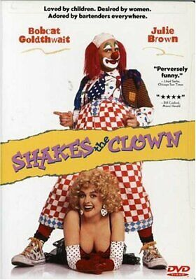 Shakes The Clown - Dvd (Like New)
