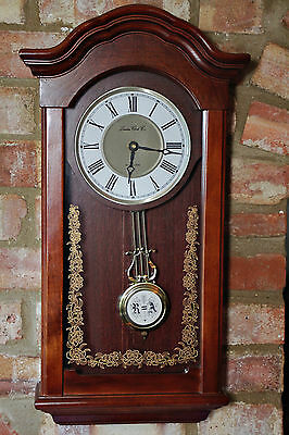 Vintage Wall Quartz Clock 'London Clock'
