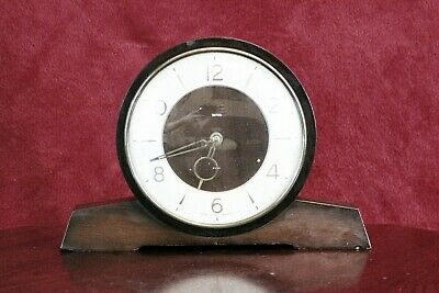 Vintage 'Smiths' 8 day Floating Balance Clock