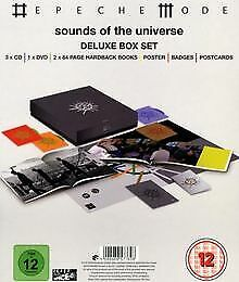 Sounds Of The Universe (Deluxe Box-Set / 3 CDs+DVD) von De... | CD | Zustand gut