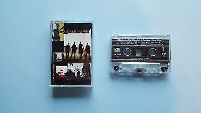 Hootie & The Blowfish - Cracked Rear View -  Cassette Tape