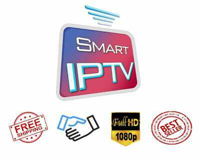 12 month subsctiption  for smart and mag and vod .series...