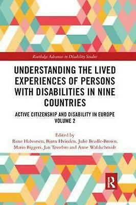 Understanding the Lived Experiences of Persons With Disabilities in Nine Countri