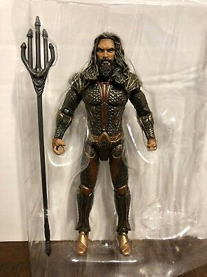 AQUAMAN baf STEPPENWOLF dc NEW alternate head JUSTICE LEAGUE shirtless variant