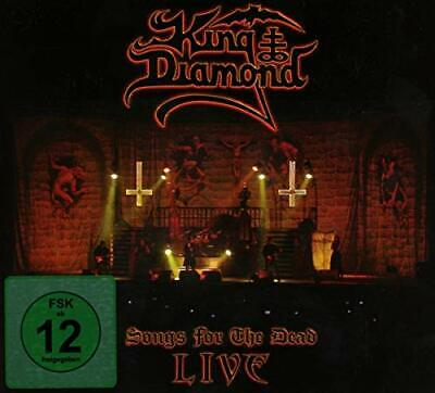 King Diamond - Songs For the Dead Live - CD - New