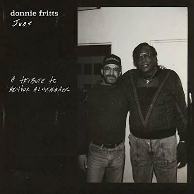 Donnie Fritts - June (A Tribute To Arthur Alex - CD - New