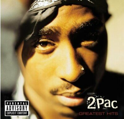 2pac - 2pac Greatest Hits - Double CD - New