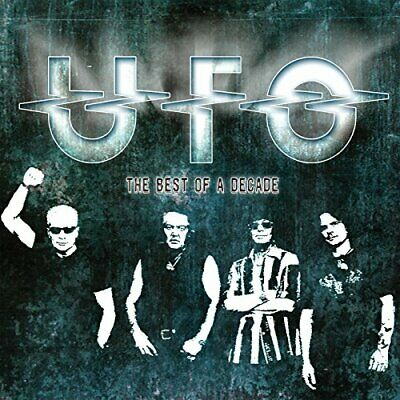 Ufo - Best of A Decade - CD - New
