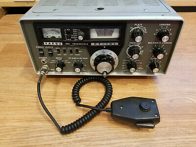 YAESU FT-101EE HF Transceiver - Nice Condition - Tested
