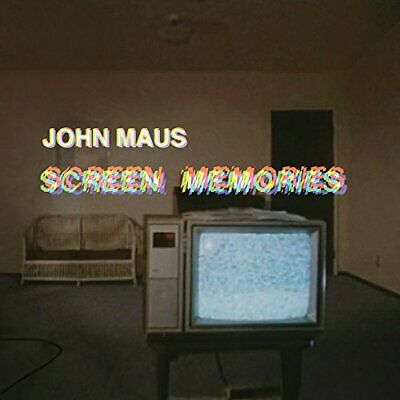 John Maus - Screen Memories - Double LP Vinyl - New