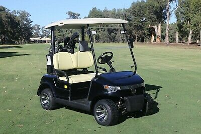 Marshell Electric Electric Golf Cart - Curtis controller and USA made Batteries