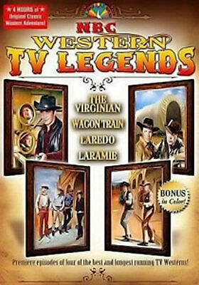NBC Western TV Legends (DVD, 2014) - Disc Only