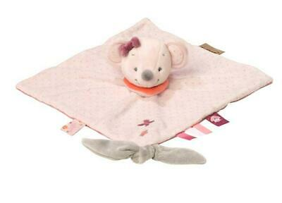 Nattou Adele & Valentine Collection - Doudou Comforter (Valentine The Mouse) Fre