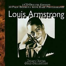 The Gold Collection-40 Classic von Louis Armstrong | CD | Zustand gut