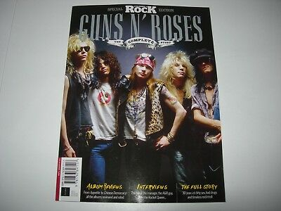 Classic Rock Special Edition : GUNS N' ROSES : THE COMPLETE STORY