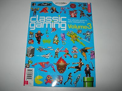 Classic Gaming Vol 3 : Ultimate Guide to Retro Gaming - SNES / Megadrive / PC ++