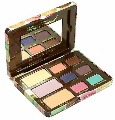 Too Faced Makeup SUGAR POP Palette Sugary Sweet Eye Shadow Collection New in Box