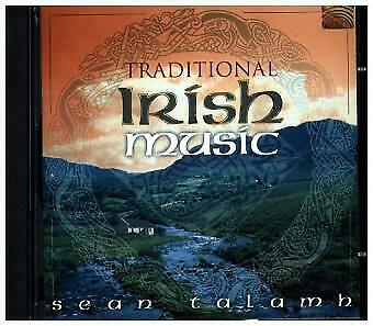 Sean Talamh - Traditional Irish Music CD Arc Music NEW