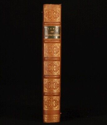 1851 Life of Thomas STOTHARD By Bray FIRST Edition