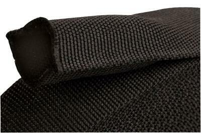 Polyester Braided Sleeve Internal Dia. 40mm Black 25m PRO POWER BPPS40BLK25M