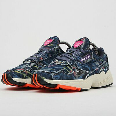 sports shoes 99947 8cbcf adidas Falcon W supcol   supcol   owhite US 9 (eur 41 1 3