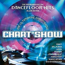 Die Ultimative Chartshow-Dancefloor Hits von Various | CD | Zustand gut