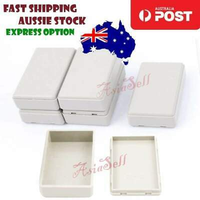 5pcs Electronic Project Case Enclosure Junction Box 58mmx35mmx15mm Waterproof