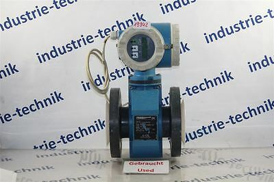 Endress + Hauser Promag F 33ft80-at4aa11a21a Flow Meter 33ft80at4aa11a21a