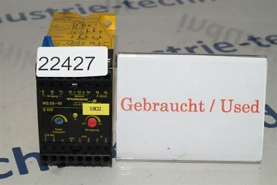 Turck Multisafe Ms 25-10 Compte-Tours Ms2510