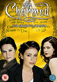 Charmed Complete Seventh Season Series 7 Genuine R2 Dvd Boxset 6-Disc New/Sealed