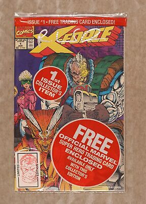 X-Force (1st Series) 1LTD 1991 Limited Edition Variant NM 9.4