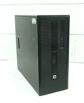 HP ProDesk 600 G1 TWR PC Quad Core i5 4570 3.2Ghz 8Gb 500Gb SATA