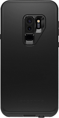 LifeProof FRE Waterproof Case for Samsung Galaxy S9+ - Night LITE (Black/Lime)