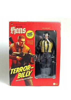 WOLFENSTEIN 2 - THE NEW COLOSSUS - ACTION FIGURE - TERROR BILLY Read description