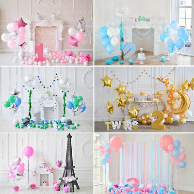 Birthday Party Photography Backdrops Photo Studio Celebration Backgrounds 4 Size