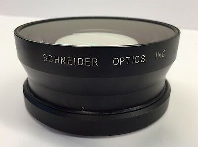 Century .75x Wide Angle Adapter for Panasonic HVX200 (0HD-75CV-HVX) Schneider