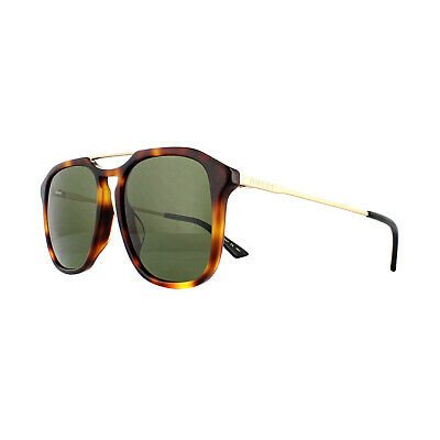 990a5c0d78a ... 004 Havana Gold Green Lens Square 55mm Authentic.  215.00 Buy It Now  28d 4h. See Details. Gucci Sunglasses GG0321S 003 Havana Brown