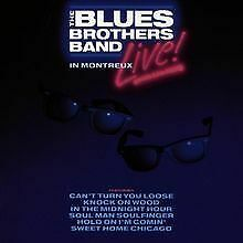 Live at Montreux von Blues Brothers Band,the   CD   Zustand gut