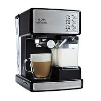 Mr. Coffee Cafe Barista Espresso Maker with Automatic Milk Frother *BRAND NEW*