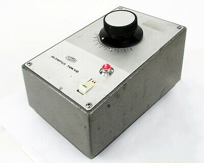 Olympus Tokyo TF Adjustable Lamp Power Supply 120V 50-60Hz